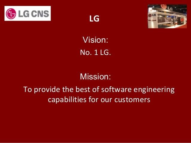 Lg Vision No 1 Lg