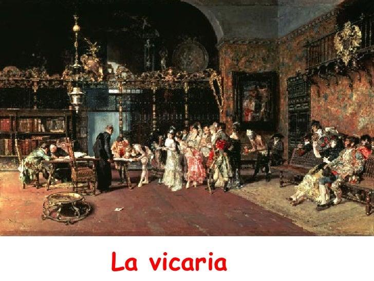 La vicaria