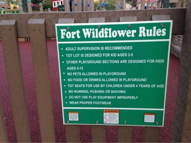 Fort wild flower