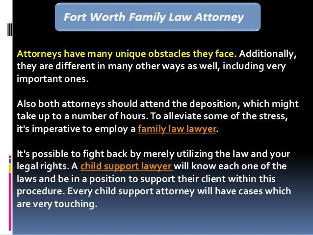 Attorneys have many unique obstacles they face. Additionally, they are different in many other ways as well, including ver...