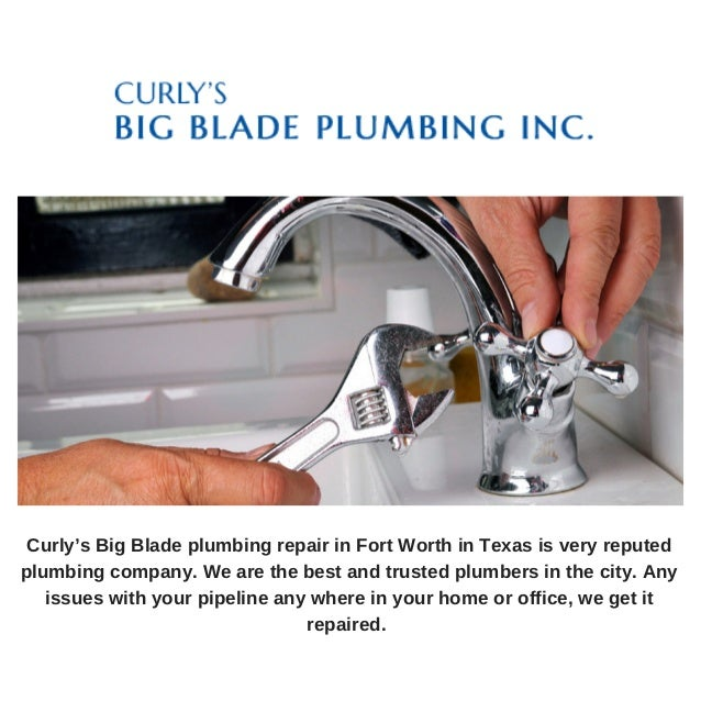 Fort Worth Plumbing Repair In Texas