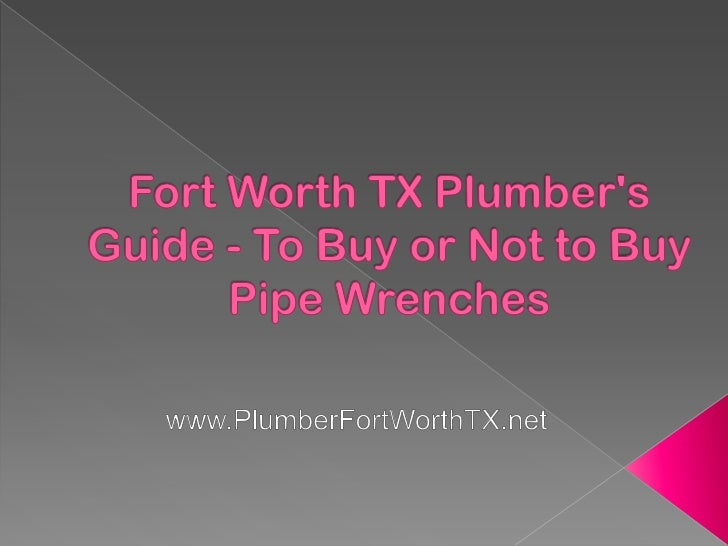 Pipe wrench is a very important tool, but there area lot of people who are wondering whether theyneed to buy different siz...