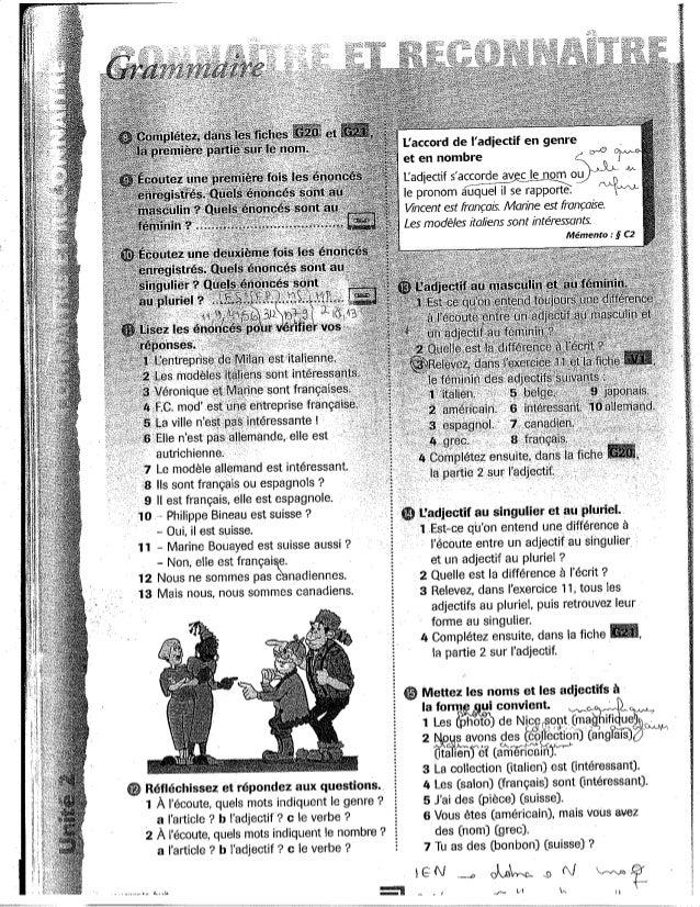 Forum 1 - Methode de francais