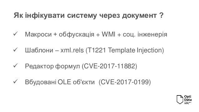 Практичні рецепти захисту Slide 3