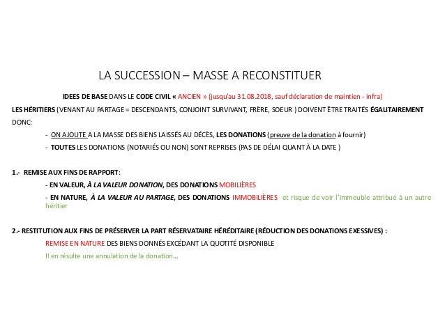 Regimes Matrimoniaux Et Droit Des Successions Et Liberalites dissertations et fiches de lecture