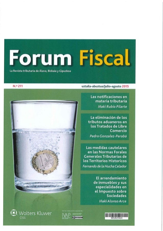 Forum fiscal