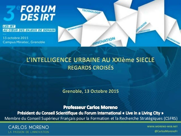 1 Membre du Conseil Supérieur Français pour la Formation et la Recherche Stratégiques (CSFRS)