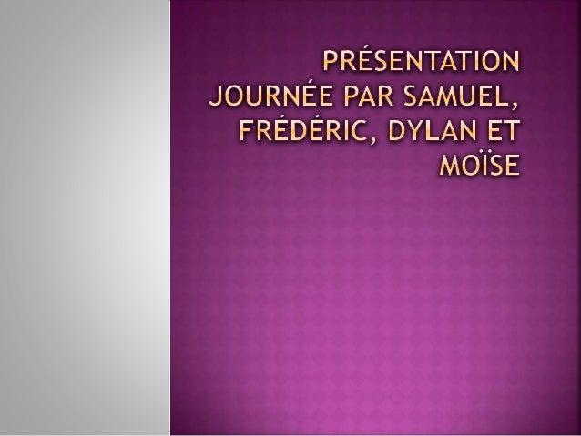  Durant cette journée, nous nous sommes rendus à Châtelet les Halles, au forum de France Info, où nous avons pu nous mett...