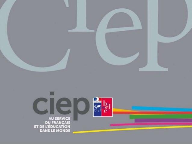 Forum « métiers du FLE et du numérique » Technologies numériques et formation des enseignants de l'expérimentation à l'int...