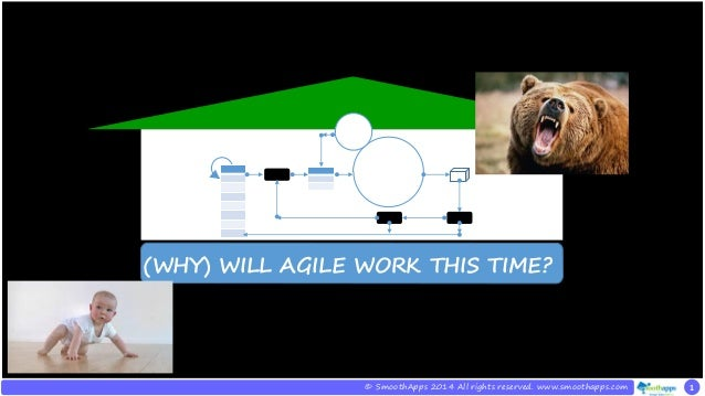 1© SmoothApps 2014 All rights reserved. www.smoothapps.com (WHY) WILL AGILE WORK THIS TIME?