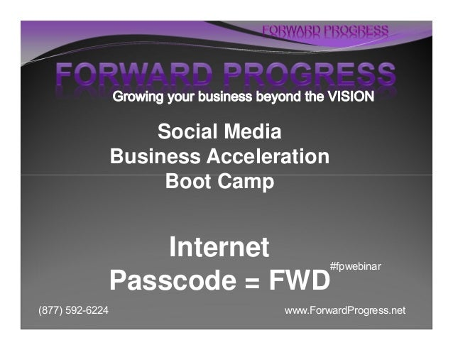 Social Media                 Business Acceleration                      Boot Camp                 Internet                ...