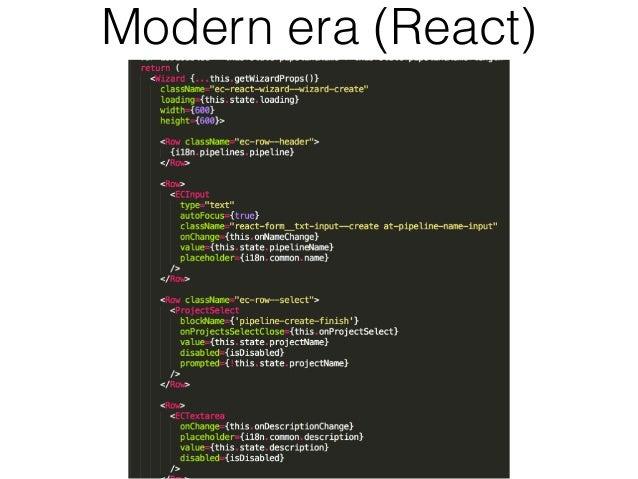 Data fetching in React js