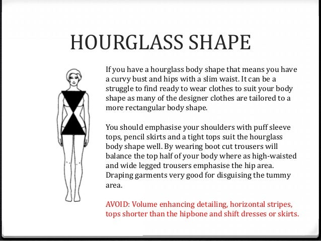 For Women: How to Dress your Body Shape