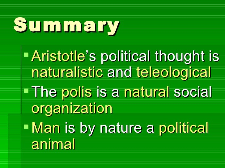 aristotle political animal We are by nature political animals ~ aristotle  enter your email address to follow this blog and receive notifications of new posts by email.