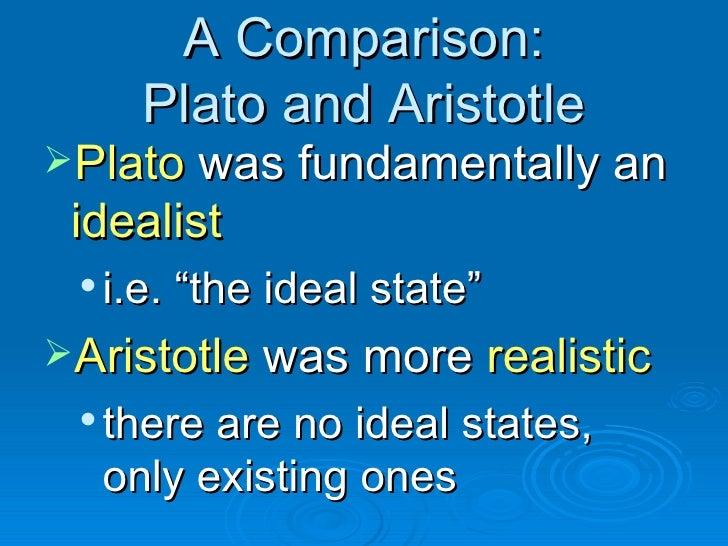 socrates plato aristotle comparison chart