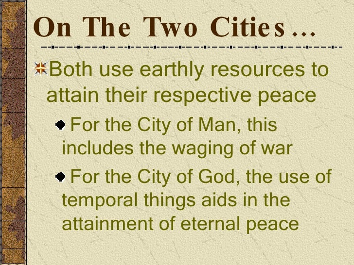 city god augustine essay Describe st augustine's views on the city of the world versus the city of god  st augustine's city of god related study materials  what is a photo essay.