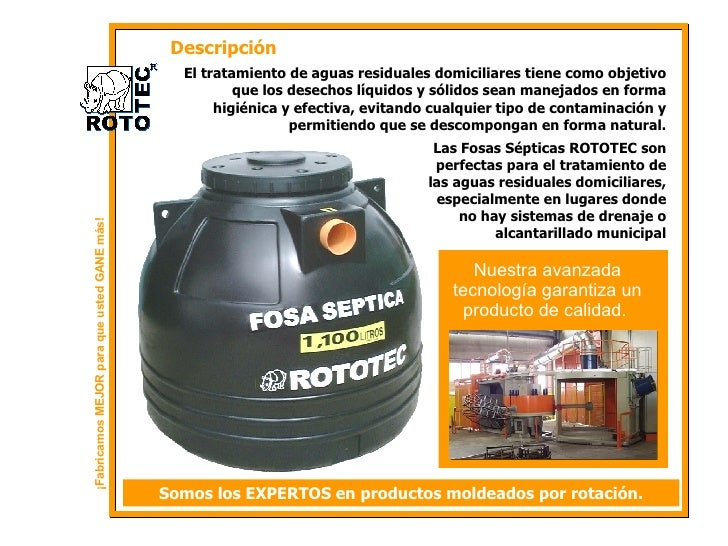 Fosas septicas - Productos para fosas septicas ...