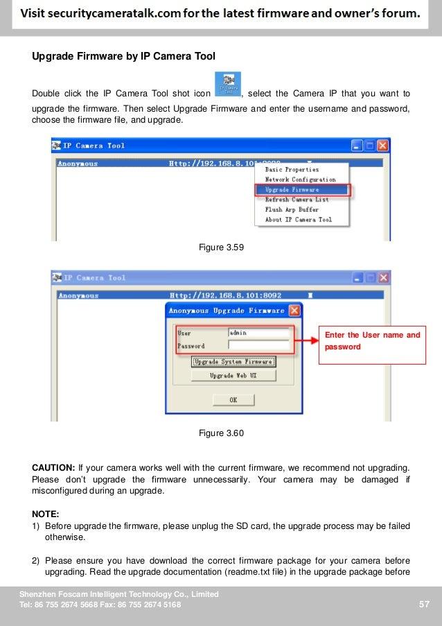 Foscam FI9821W English User Manual