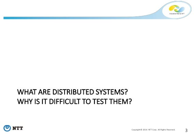 Tackling non-determinism in Hadoop - Testing and debugging distributed systems with Earthquake - Slide 3