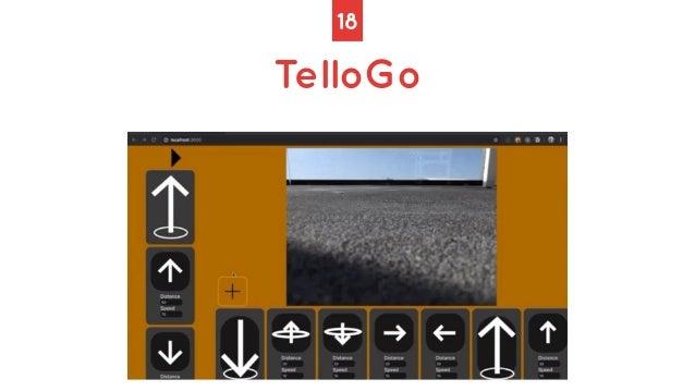 18 TelloGo