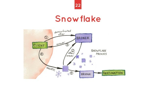 22 Snowflake