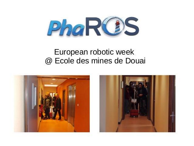 ●  Live programing brought to robotics  ●  ROS Middleware Integration  ●  Open source – MIT License Santiago Bragagnolo – ...