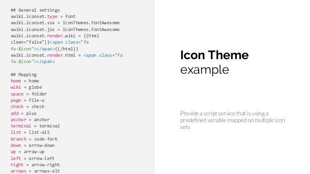 Icon Themes