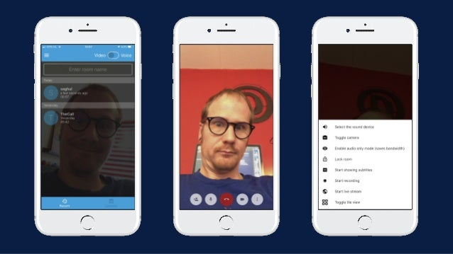 Going Mobile with React Native and WebRTC