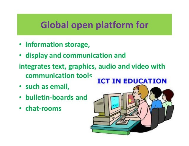 what are the effects of new information and communication technology such as internet on the interna Introduction the rapid development and diffusion of information and communication technologies (icts), such as the internet, are central aspects of globalisation the internet is a 'network of networks' that creates a global communication platform enabling new forms of economic ties and social networking, which in.