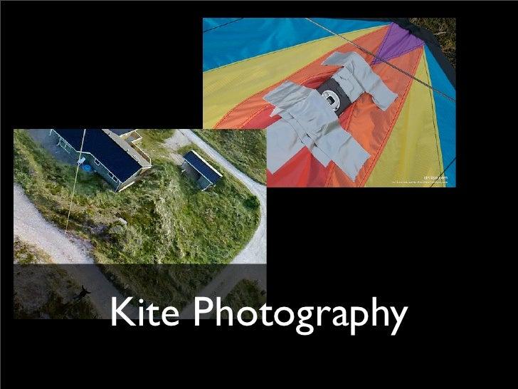 Kite Photography