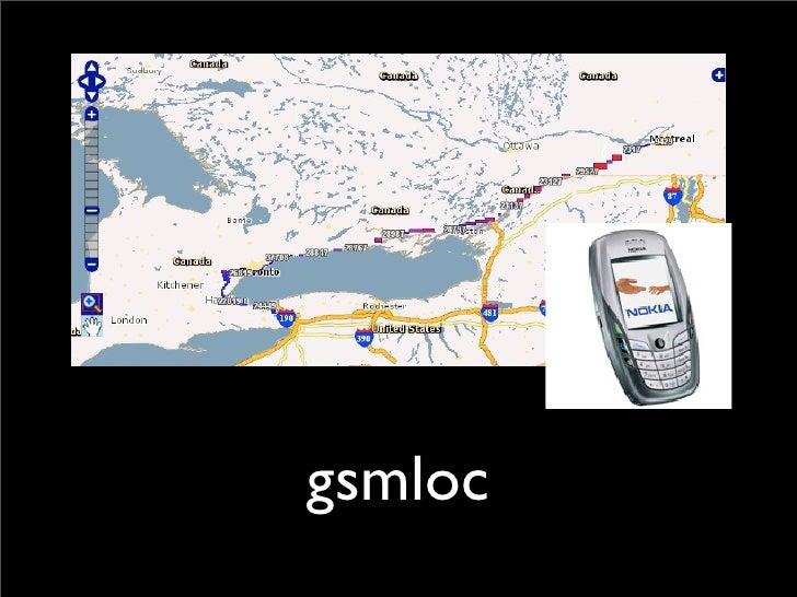 gsmloc