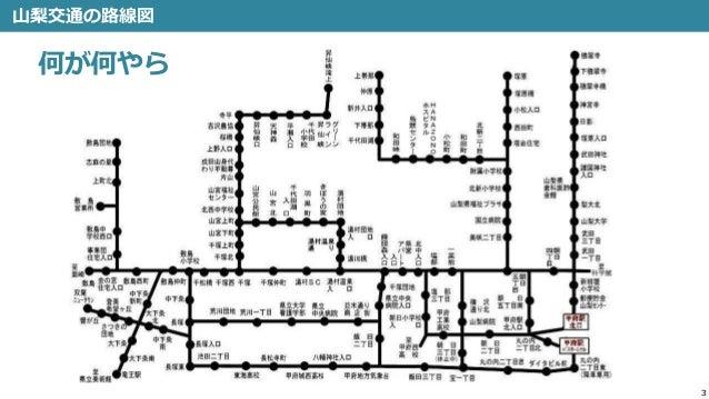 FOSS4G HOKKAIDO 2019 バスの標準的オープンデータ/GTFS作って視て使ってみよう! Slide 3