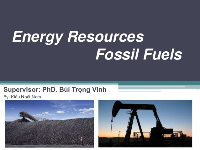 Energy Resources Fossil Fuels Flashcards | Quizlet