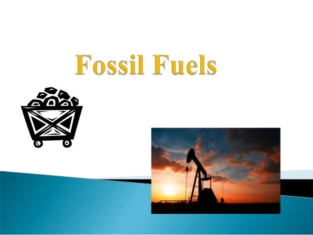 I. Energy Resources A. Energy resources are natural resources that humans use to generate energy.