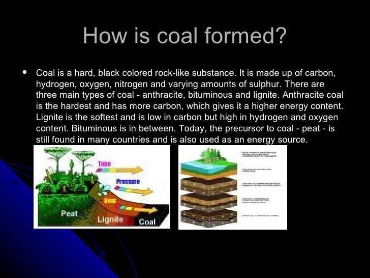 Formation of fossil fuels ppt to pdf