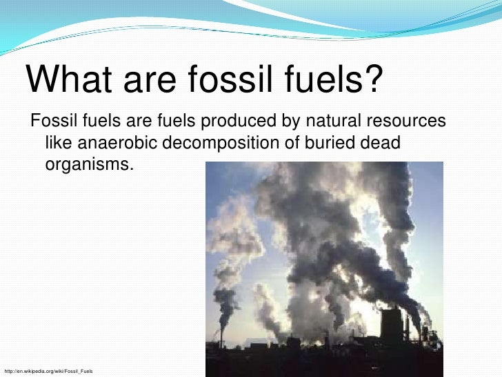 Natural Gas Definition For Kids