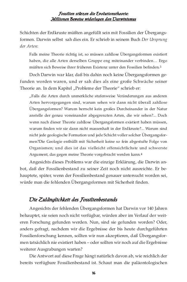 Atemberaubend Beweise Für Die Evolution Anatomie Galerie ...