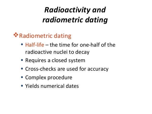 distoteen radiometrinen dating