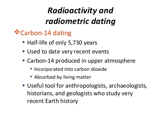 the accuracy of radiometric dating The field of radiocarbon dating has become a technical one far removed from the other radiometric dating methods such as potassium-argon or rubidium.