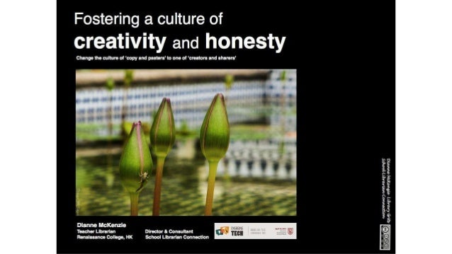 Fostering a culture of creativity and honesty