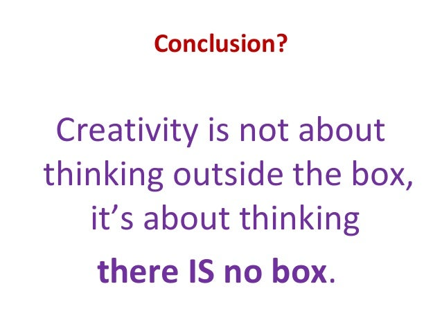Fostering Creative Thinking in the Classroom