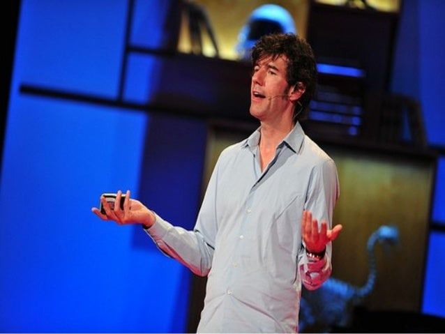 """Stefan Sagmeister TED Talk Oct 2009   """"Every seven years, designer Stefan  Sagmeister closes his New York studio  for a ye..."""