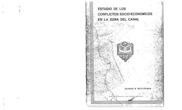 Estudios de los Conflictos en la Zona del Canal 1948