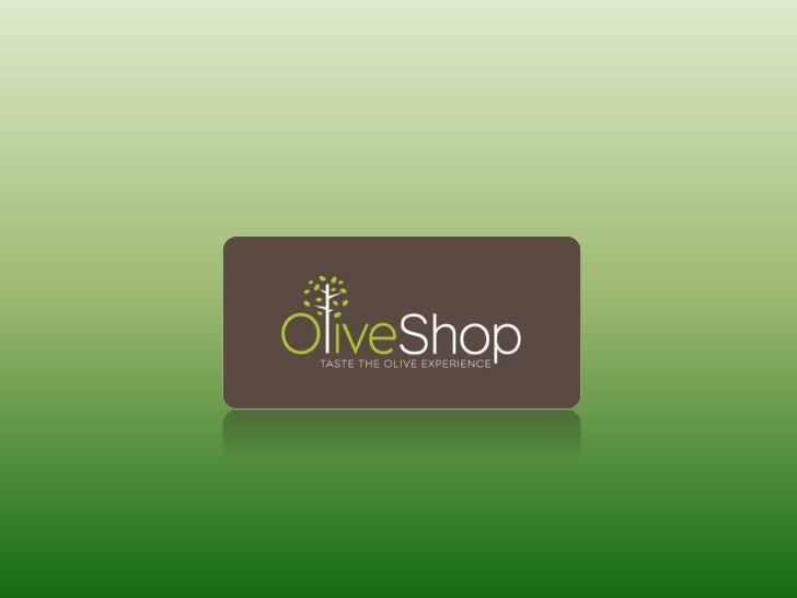 Understanding the New Era - The OliveShop case study