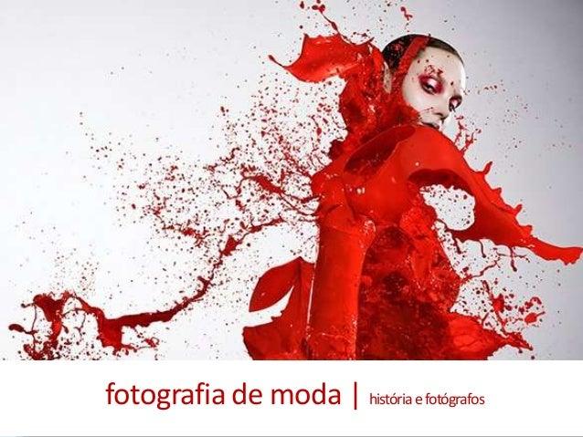 fotografia de moda | históriaefotógrafos