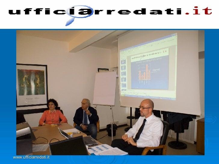 Foto riunione network uffici arredati roma 16 11 07 for Uffici arredati roma