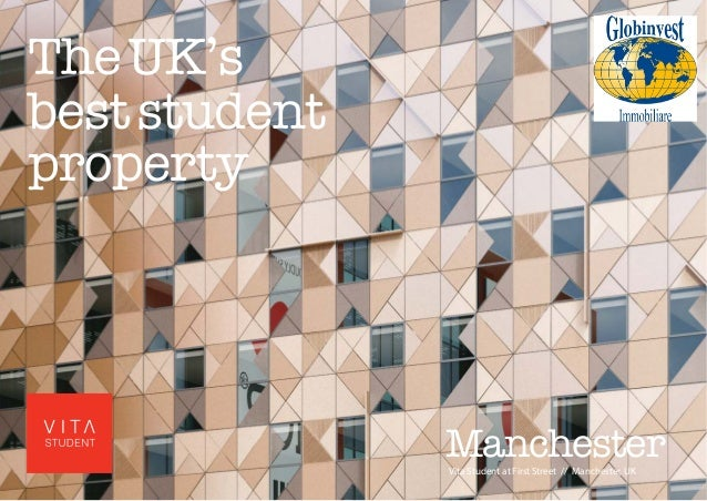 ManchesterVita Student at First Street // Manchester, UK