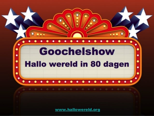 www.hallowereld.org