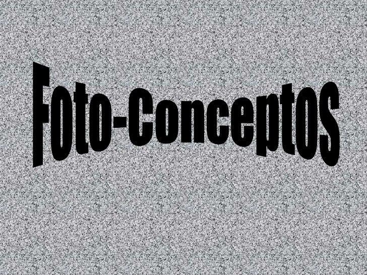 Fotoconceptos