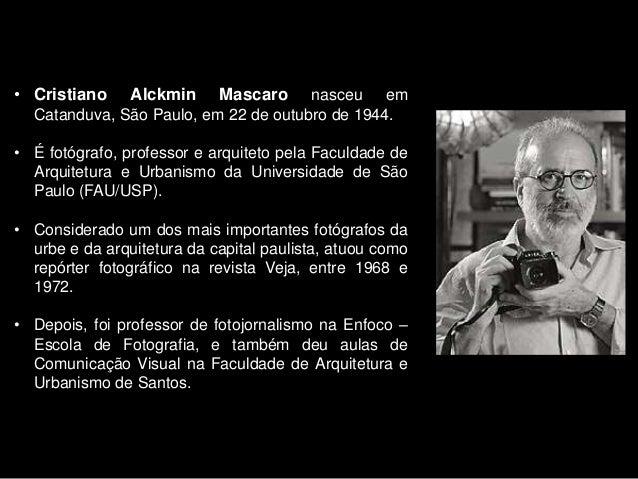 Fotografia de Arquitetura - Cristiano Mascaro Slide 2